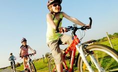 sustrans - great blog loads of really useful articles about cycling and getting healthy!