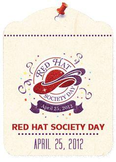 Red Hat Society Day (Anniversary)