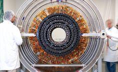 hadron collider, CERN