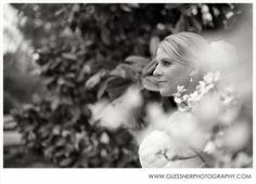 Lisa's Bridal Portraits at Old Salem Museum & Gardens, Winston-Salem, NC   NC Wedding Photographer   ©2013 Glessner Photography