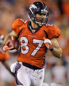 Eric Decker, Wide Receiver, Denver Broncos