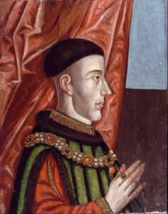 On this day in 1422 England's King Henry V died of dysentery in France. His son, Henry VI, became King of England at the age of 9 months.