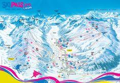 Livigno-Ski-Map