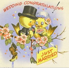wedding congrats by unichic, via Flickr