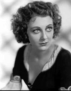 Ann Dvorak was an American film actress. Known for her style and elegance, she was a popular leading lady for Warner Brothers during the 1930s, and appeared in numerous contemporary romances and melodramas | 1911-1979