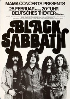 """Black Sabbath"" is a song by Black Sabbath, written in 1969 and released on the band's debut album. The main riff is constructed with a harmonic progression is often known as 'diabolus in musica'. The song ""Black Sabbath"" was one of the earliest examples in heavy metal to make use of this interval."