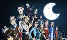 Buffy The Vampire Slayer by Kristèle Pelland