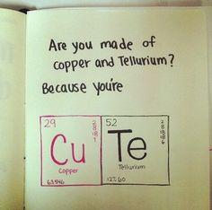 Hahaha! Clever :P