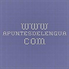 www.apuntesdelengua.com
