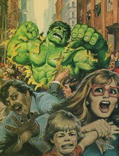 The Hulk - Earl Norem (1979)