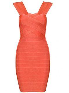 Monica Novelty Bandage Dress H162C @Claudia Orman @Barbara Chu @Henrietta Bennett @Claudia Orman @Ivano Bellini