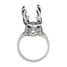 Find More Rings Information about Men Sterling Silver Ring Punk Anillos Hombre Fashion Deer Rings for Man Anel Masculino Men's Jewelry Christmas Gift Reindeer,High Quality ring nut,China ring mouth Suppliers, Cheap rings for men silver from ULove Fashion Jewelry Store on Aliexpress.com