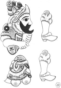 Cosmos, Shadow Theatre, Ramadan Decorations, Doll Patterns, Puppets, Paper Dolls, Wordpress Theme, Art Lessons, Coloring Pages