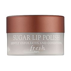 Fresh, Sugar Lip Polish. Formulated WITHOUT:  - Parabens  - Sulfates  - Synthetic Dyes  - Petrochemicals  - Phthalates  - GMOs  - Triclosan ~ $22.50