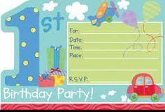 Resultado de imagen de invitacion cumpleaños niño