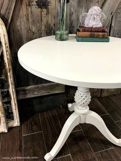 Repainting Painted Furniture - How to Paint Over Painted Wood Furniture