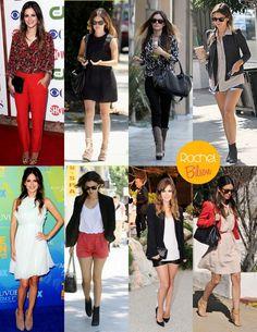 Rachel Bilson's style