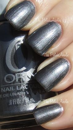 #ORLYCoolRomance #ORLYNails
