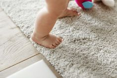 a little baby standing on a carpet Deep Carpet Cleaning, Rug Cleaning, How To Clean Carpet, Decorating Your Home, Designer Rugs, Interior Styling, Interior Design, Cute Babies Photography, Fulham