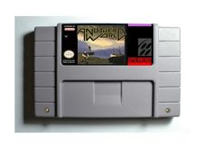 Another World SNES 16-Bit Game Reproduction Cartridge USA NTSC Only English Language (Tested Working)  (Please take note that this item is coming from Hong Kong, China and delivery takes 11 to 24 working days)  Description:  - This is a REPRODU...