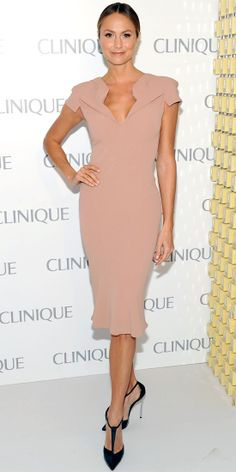 Stacy Keibler (2013 Dramatically Different party)