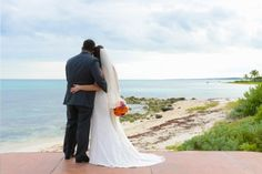 #Destination Wedding at #Dreams Tulum VIP Vacations couple. Dreams Resorts www.vacationsbyvip.com Mexico Wedding