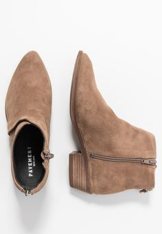 Pavement SARA - Ankle boots - mole for with free delivery at Zalando Pavement, Mole, My Wardrobe, Ankle Boots, Shoes, Fashion, Ankle Booties, Moda, Mole Sauce