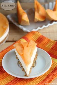 #Cheesecake al #melone #ricetta #foodporn #gialloblogs