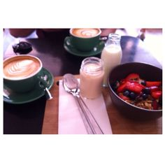 The kind of brekky I want everyday