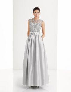 Vestidos d boda d plata