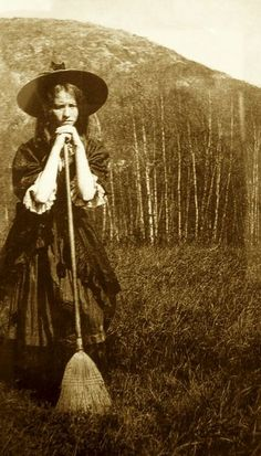 Real Witch Circa 1800                                                                                                                                                      More