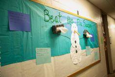 Beat the Flue bulletin board Ra Boards, Bulletin Board, Paper Shopping Bag, Beats, Healthy, Life, Home Decor, Plank, Decoration Home