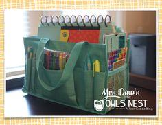 Mrs. Dow's little Owls' Nest