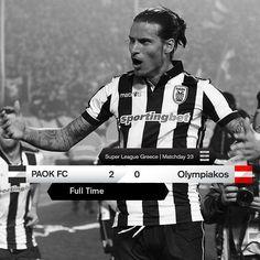 #PAOKOLY 2-0 #SuperLeague #NaiRePAOKARA