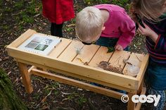 NATURE STATION - Explore and Investigate - Early Years - Cosy Direct