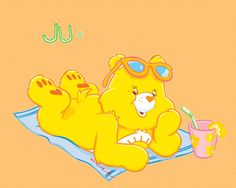 Care bear- CDE Graphics - Animated Gifs, Glitter Graphics, Dolls, MySpace Layouts and more!
