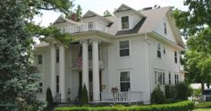 The Dickey House, Missouri Bed and Breakfast, Springfield Bed and Breakfast, Marshfield MO