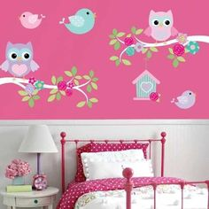 Explore these 8 concepts all pertaining to Boys Bedroom Decor, Bedroom Murals, Baby Bedroom, Girls Bedroom, Baby Decor, Kids Decor, Owl Baby Rooms, Preteen Girls Rooms, Kids Room Paint