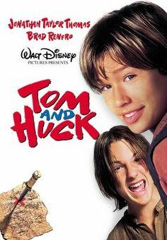 tom and huck   Tom and Huck