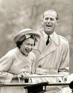 Queen Elizabeth & Prince Phillip