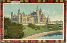 """ The Macitosh Clan Plaid "" Karodens Vintage Post Cards."