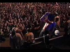 """Living on the Edge - Aerosmith (at Woodstock) 
