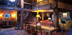 Yes please, I could handle staying at this gorgeous ski hotel featured in the hedonist...