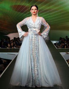 Muslim Bridal Wear | Islamic Wedding Dresses and Ideas: Kaftan Marocain Robe de Mariée Tendances
