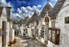 Puglia is located on the heel of Italy's boot and it is considered to be a beautiful region with beautiful, unique towns. Let's check these places!