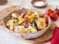 Einfach prima! Italienischer Tortellini-Salat