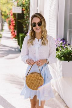 Little Blonde Book A Fashion Blog by Taylor Morgan: 4 Bags for Spring