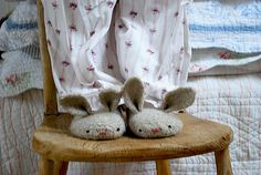 Ravelry: hopsalots pattern by tiny owl knits  I have got to make these.