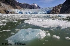 North Sawyer Glacier