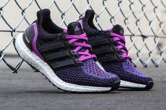buy popular 792de 7b9f3 adidas Originals Ultra Boost  Purple Adidas Ultra Boost Women, Nike  Converse, Adidas Sneakers